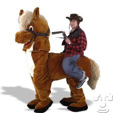 2 Person Group Horse costume idea