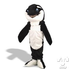 Orca the Killer Whale costume idea