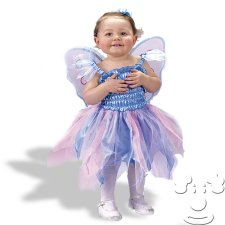 Infant Baby Fairy costume idea