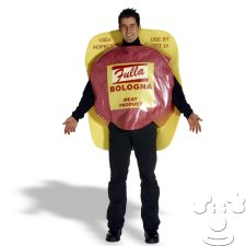 Bologna Adult Funny costume idea