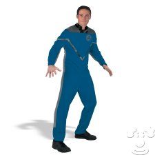 Mr. Fantastic Adult Men's costume idea
