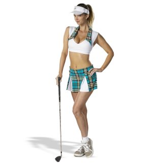 Sexy Golfer costume idea