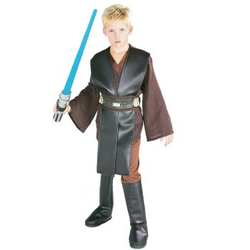 Anakin Skywalker Kids costume idea