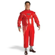 Oompa Loompa Adult Men's costume idea