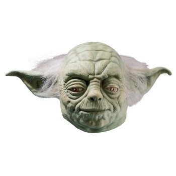 Yoda from Star Wars Famous costume idea
