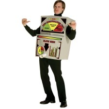 Breathalyzer Blow Here Adult Funny costume idea