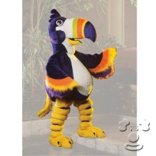 Toucan Bird costume idea