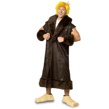 Barney Rubble Adult Men's costume idea