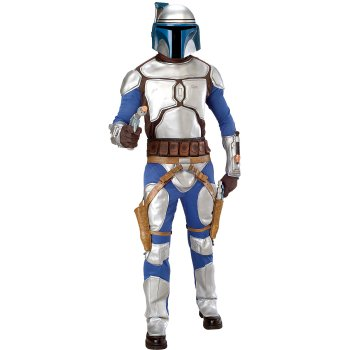 Jango Fett Adult Men's costume idea