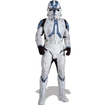 Storm Trooper from Star Wars Kids costume idea