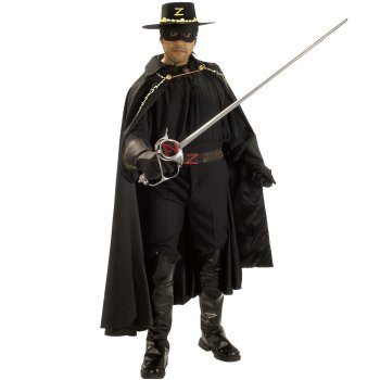 Zorro Adult Men's costume idea