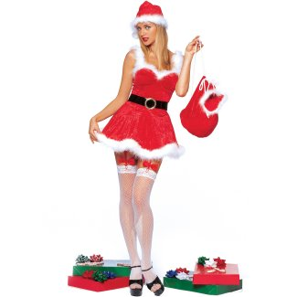 Sexy Santa's Helper costume idea