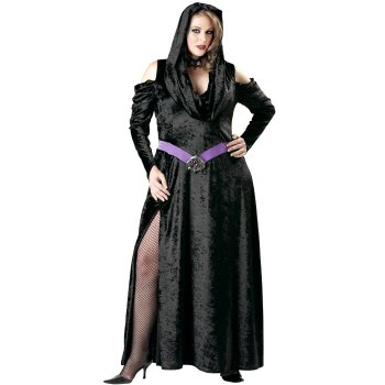 Sorceress Plus Size costume idea