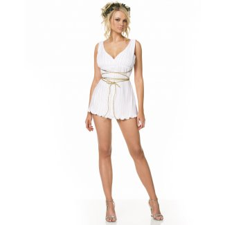 Sexy Greek Goddess costume idea