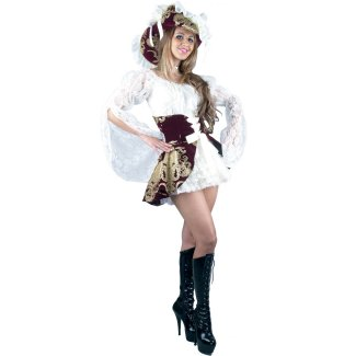 Sexy Pirate Mistress costume idea