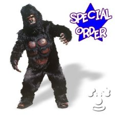 Gorilla costume idea