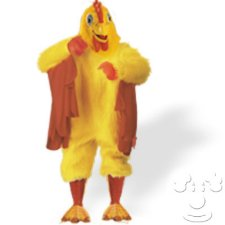 Chicken Adult Funny costume idea