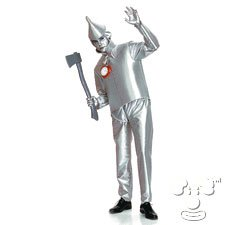 Tinman from The Wizard of OZ Adult Men's costume idea