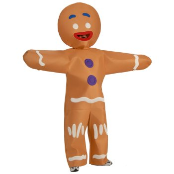 Shrek Gingerbread Man Adult Funny costume idea