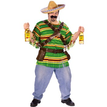 Tequila Pop N' Dude Plus Size costume idea