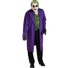 Joker Adult Men's costume idea