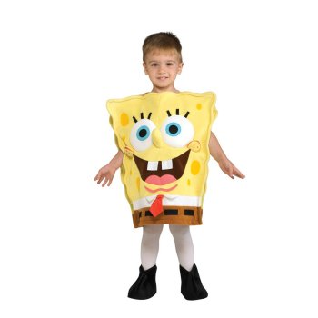 Spongebob Squarepants Kids costume idea