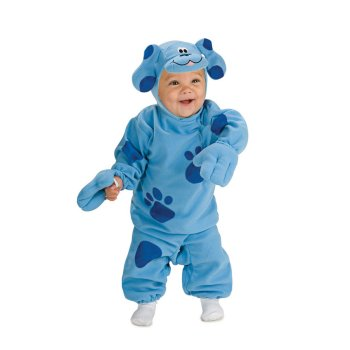 Infant Baby Blue's Clues costume idea