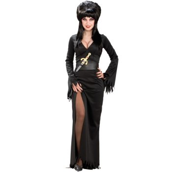Adult Elvira Mistress of Darkness costume idea