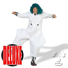 Umpa Lumpa Adult Men's costume idea