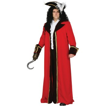 Captain Hook Plus Size costume idea