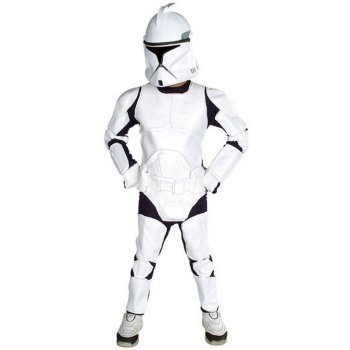 Clone Trooper from Star Wars Kids costume idea