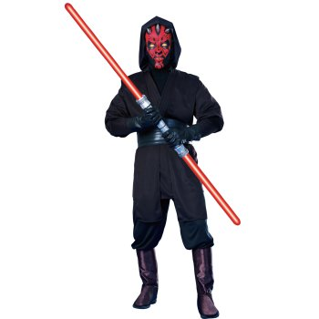 Star Wars Darth Maul Adult Men's costume idea