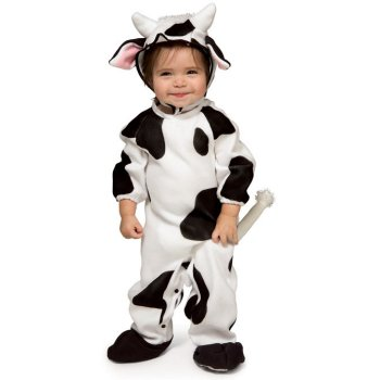 Cow Infant Baby costume idea