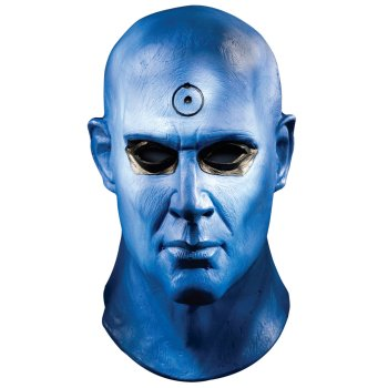 Dr. Manhattan of Watchmen Mask costume idea
