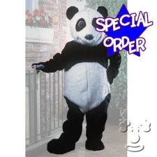 Panda Bear costume idea