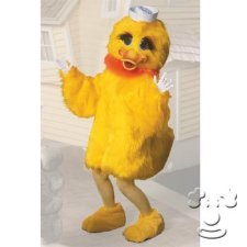 Lucky Duck costume idea