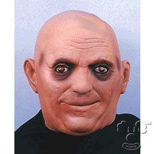 Uncle Fester from Addams Family costume idea