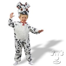 101 Dalmations Kids Disney costume idea