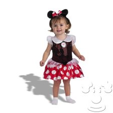 Minnie Mouse Infant Baby costume idea