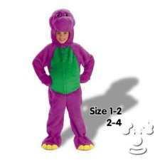 Barney Kids costume idea