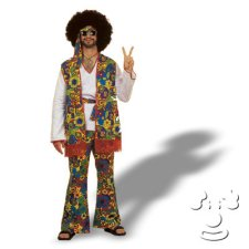 Plus Size Hippy costume idea