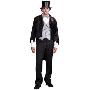 Corpse Groom Scarry costume idea
