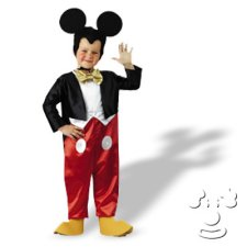 Mickey Mouse Children's Disney costume idea