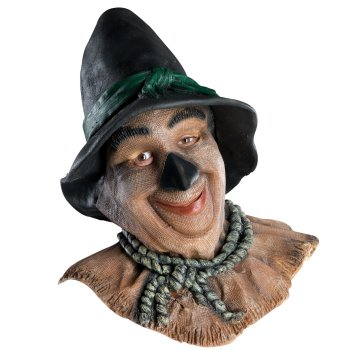 Scarecrow of Wizard of Oz Mask costume idea