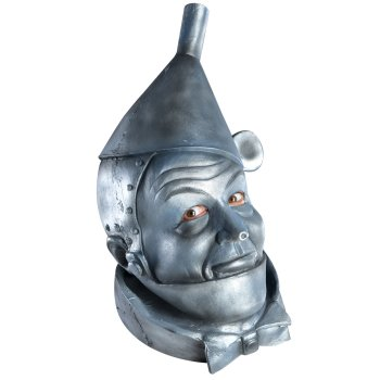 Tin Man from Wizard of Oz Mask costume idea