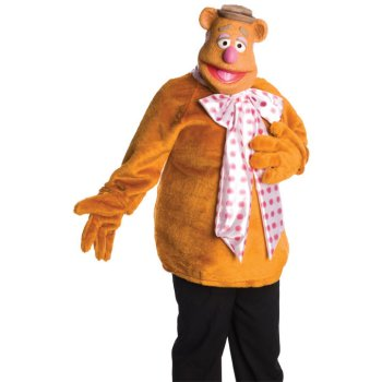 Fozzie Bear from The Muppets Movie costume idea