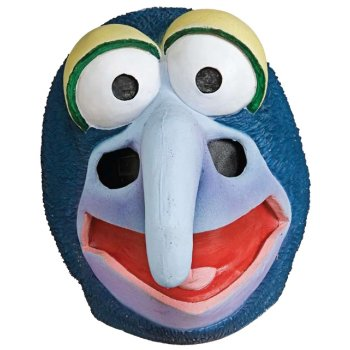 Gonzo of The Muppets Mask costume idea