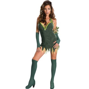 Poison Ivy Adult Women's costume idea