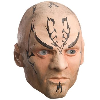 Nero of Star Trek Mask costume idea