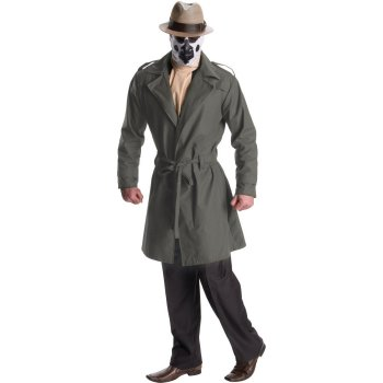 Rorschach of Watchmen Movie costume idea